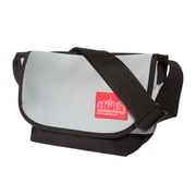 Manhattan Portage Neoprene Messenger Bag Jr. Small Silver (1605-JR-NEO SIL)