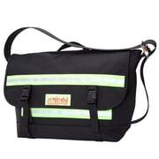 Manhattan Portage Professional Bike Messenger Bag Medium Black (1617 BLK)