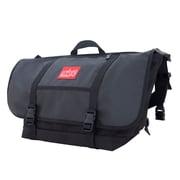 Manhattan Portage Ny Minute Messenger Bag Large Black (1625 BLK)