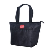 Manhattan Portage Tote Bag Midnight Black (1680-MDN BLK)
