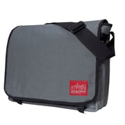 Manhattan Portage Dj Computer Bag Deluxe Large Grey (1719 GRY)