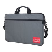 "Manhattan Portage Convertible Laptop Sleeve 15"" Grey (1733 GRY)"
