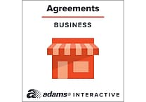 Adams Commercial Promissory Note, 1-User, Instant Web Downloaded Form