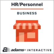 Adams® Employment Application, 1-Use Interactive Digital Legal Form