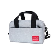Manhattan Portage Midnight Parkside Shoulder Bag Grey (4030-MDN GRY)