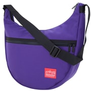 Manhattan Portage Top Zipper Nolita Bag Purple (6056 PRP)