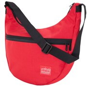 Manhattan Portage Top Zipper Nolita Bag Red (6056 RED)