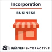 Adams® Organizational Meeting of Directors, 1-Use Interactive Digital Legal Form
