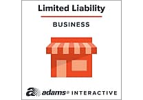Adams LLC Operating Agreement, 1-User, Instant Web Downloaded Form