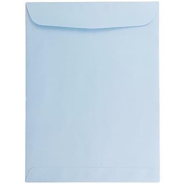 JAM Paper® 6 x 9 Open End Envelopes, Baby Blue, 10/pack (1285578B)