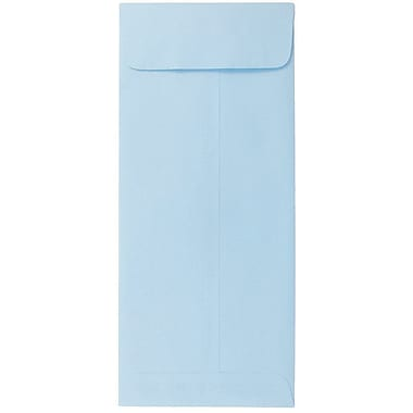 JAM Paper® #10 Policy Envelopes, 4 1/8 x 9 1/2, Baby Blue, 25/pack (3961300)