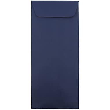 JAM Paper® #14 Policy Envelopes, 5 x 11.5, Navy Blue, 25/pack (33966428)
