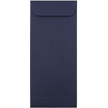 JAM Paper® #10 Policy Envelopes, 4 1/8 x 9 1/2, Navy Blue, 1000/carton (LEBA317B)