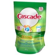 Cascade Dishwasher Detergent, 2-in-1 Action Pacs, Citrus