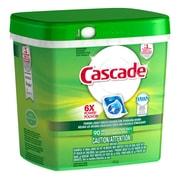 Cascade ActionPacs Dishwasher Detergent, 90/Pack