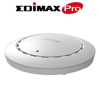 Edimax Dual-Band Ceiling-Mount PoE Access Point, 11.5 x 8.75 x 2.75, Clear, 10/ctn (CAP300)