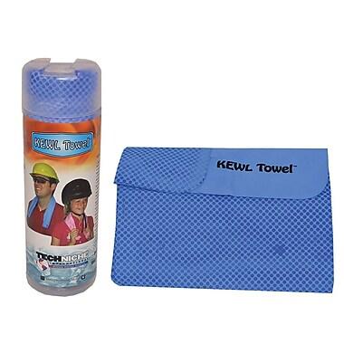 TechNiche Kewltowel™ Evaporative Cooling Towel, Blue