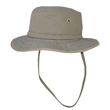 TechNiche HYPERKEWLMC — Chapeau de garde-forestier à refroidissement par évaporation d'eau, vert fluo, P/M