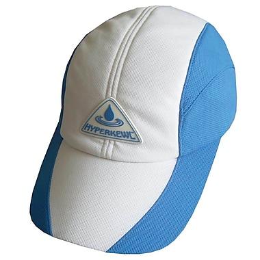 TechNiche HYPERKEWMC — Casquette de sport à refroidissement par évaporation d'eau, bleu