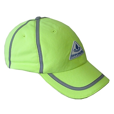 TechNiche HYPERKEWL™ Evaporative Cooling Baseball Cap, Hi-Viz Lime