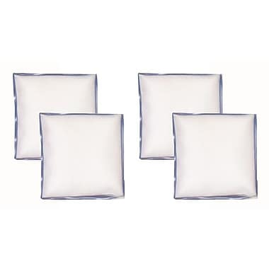 TechNiche TECHKEWL™ Phase Change Replacement Cooling Insert Set For Back Wrap, (Set of 4)