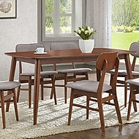 Sacramento Solid Wood Dining Table