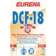 Eureka DCF4/18 Filter Fits for Light Bagless Upright Vacuum and 4718AVZ