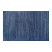 Fab Rugs Estate Hand-Woven Blue Indoor/Outdoor Area Rug; 6' x 9'