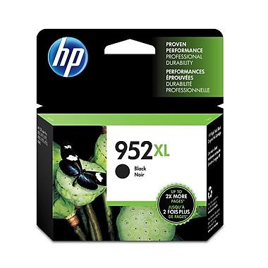 HP 952XL Cartouche d'encre noire à rendement élevé d'origine (F6U19AN)