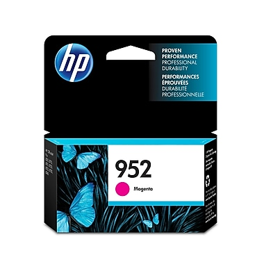 HP 952 Magenta Original Ink Cartridge (L0S52AN)