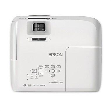 Epson - Projecteur Home Cinema 2040 3D 1080p 3LCD, (V11H707020-F)