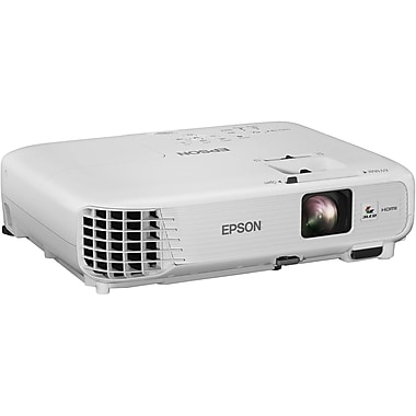 Epson Home Cinema 740HD 720p 3LCD Projector, (V11H764020-F)
