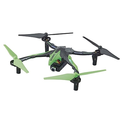 Dromida Ominus FPV UAV Quadcopter RTF, Green With Live View Video Camera