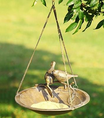 SPI Home Lovebird Hanging Tray Bird Feeder (WYF078276364483) photo