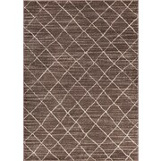 Well Woven Sydney Patagonia Modern Moroccan Natural Area Rug; 7'10'' x 10'6''