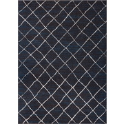 Well Woven Sydney Patagonia Modern Moroccan Royal Blue Area Rug; 7'10'' x 10'6''