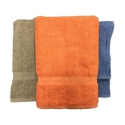 Wee's Beyond Bath Towel; Blue