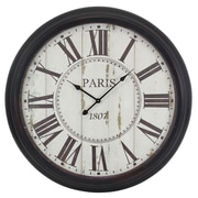 Aspire Oversized 32'' Constance Wall Clock