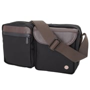 Token Lexington Flight Bag Black (TK-529 BLK)