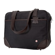 Token Hudson Waxed Shoulder Bag Black (TK-540-WX BLK)