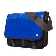 Token Metropolitan Enamel Dj Bag Medium Royal Blue (TK-454-E RBL)