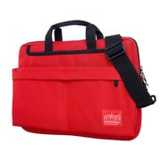 "Manhattan Portage Convertible Laptop Bag Deluxe 13"" Red (1731 RED)"