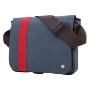 Token Astor Shoulder Bag Small Grey/ Red (TK-4278 GRY/RED)