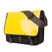 Token Metropolitan Enamel Dj Bag Medium Yellow (TK-454-E YEL)