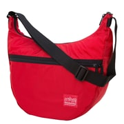 Manhattan Portage Cordura Lite Top Zipper Nolita Bag Red (6056-CD-L RED)