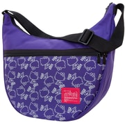 Manhattan Portage Hello Kitty Nolita Shoulder Bag Purple (6056-KITTY PRP)