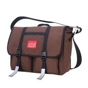 Manhattan Portage Trotter Messenger Bag Dark Brown (1460 DBR)