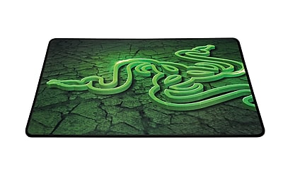 Razer Goliathus Control Edition Rubber 13.98 x 10 Textured Green Soft Gaming Mouse Mat, RZ0201070600R3M1