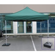 Impact Canopies Pop Up Rubber Canopy Weight Plates, Set of 4