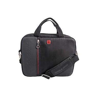 Swiss Gear (SWC0118D) Double Gusset Tablet Bag, Black